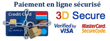 3D secure paiment ssl